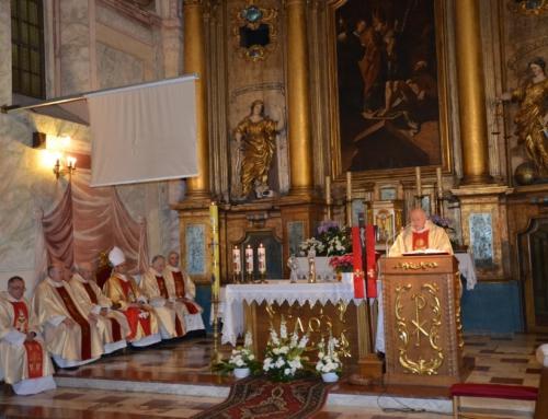 Czuwanie przed uroczystością św. Stanisława biskupa męczennika, głównego Patrona Polski i Diecezji Kieleckiej.