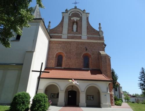 V Pielgrzymka do Diecezjalnego Sanktuarium Św. Kingi w Nowym Korczynie.