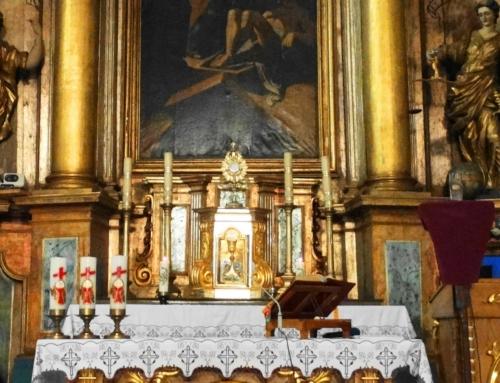 Czuwanie w Sanktuarium św. Kingi – 07 kwietnia 2020 r.