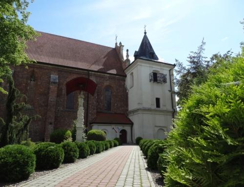 """Sprawozdanie z 50 ,,Czuwania ku czci św. Kingi"""" w Diecezjalnym Sanktuarium w Nowym Korczynie – 2 czerwca 2020 r."""