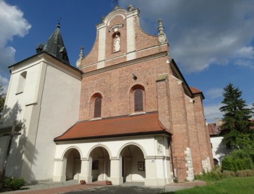 VII Diecezjalna Pielgrzymka do Sanktuarium Świętej Kingi w Nowym Korczynie.