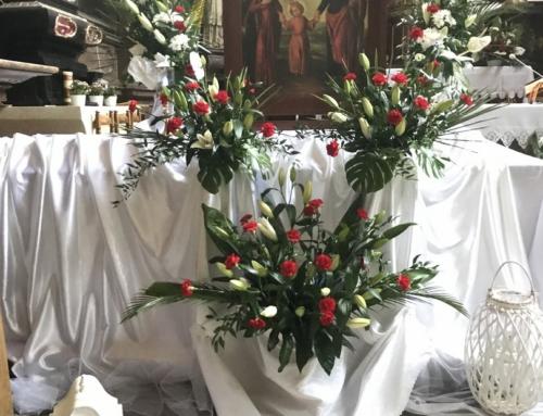 Peregrynacja obrazu św. Józefa w naszej Parafii 29 maja – 5 czerwca 2021 r.